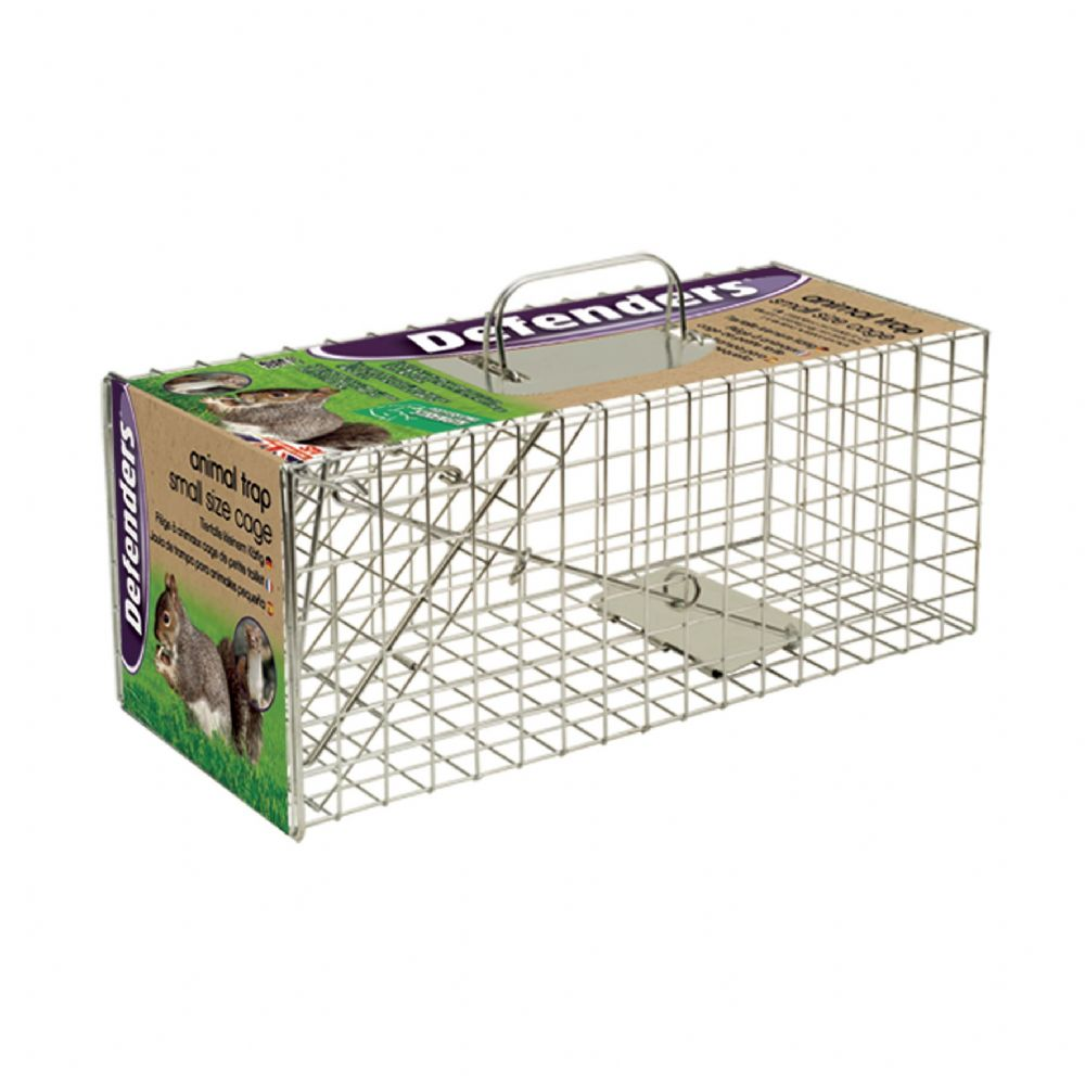 STV Defenders Small Animal Cage
